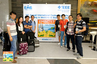 EMBS Booth Board